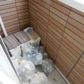 和歌山市の遺品整理。ワンルーム孤独死